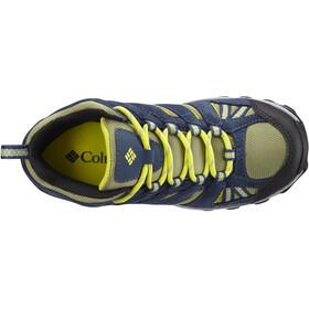 Columbia Youth North Plains Mid Waterproof Lapset kengät , sininen